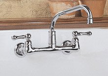 Wall Mount Faucet